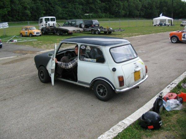 Mini Clubman 1275 GT 1969
