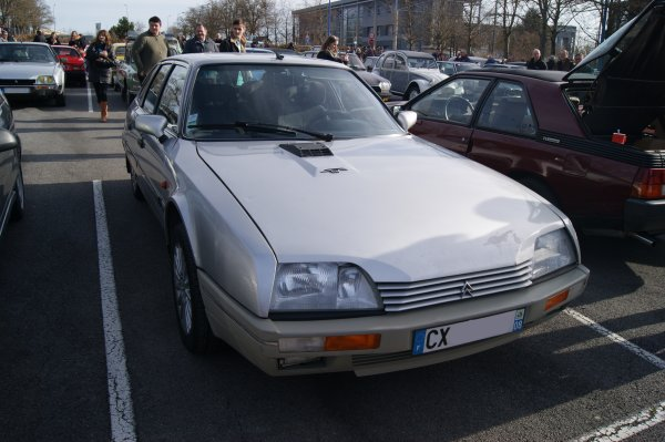 Citroën CX 25 TRD Turbo 2 1987