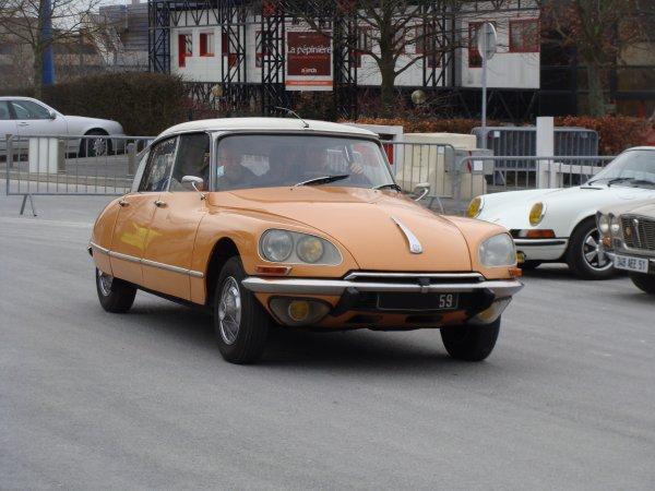Citroën DS 20 1968