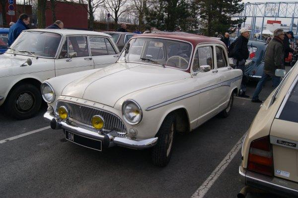 Simca Aronde P60 Montlhéry 1959
