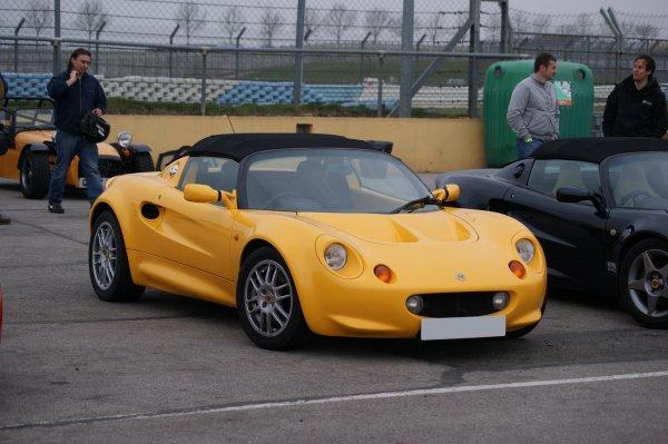 Lotus Elise S1 2000