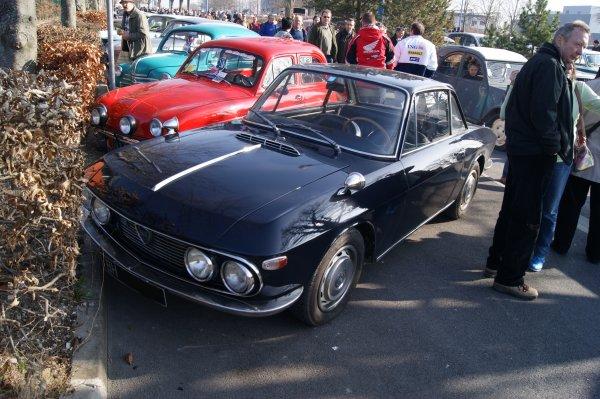Lancia Fulvia S 1968
