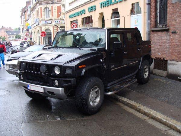Hummer H2 SUT 2003