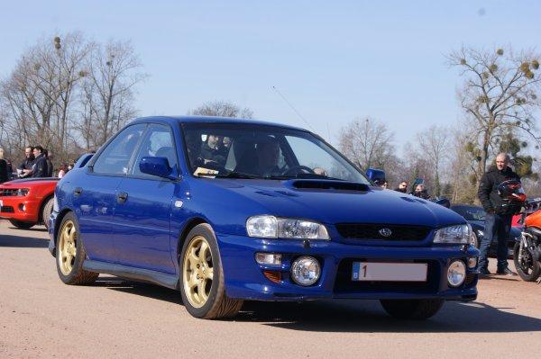 Subaru Impreza GT Turbo 1998