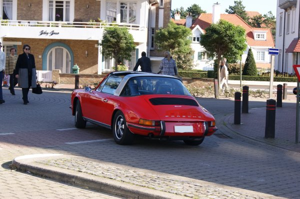 Porsche 911 T Targa 1972