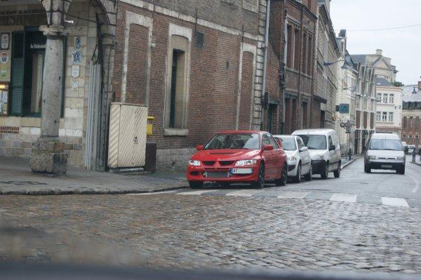 Mitsubishi Lancer Evo 8 2003