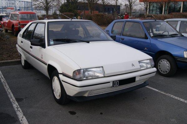 Citroën BX Olympique 1988