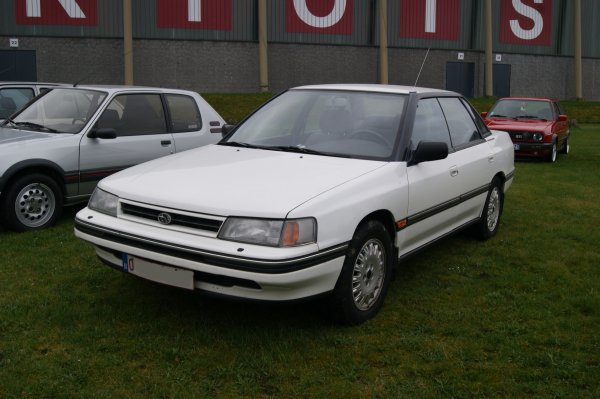 Subaru Legacy 1989