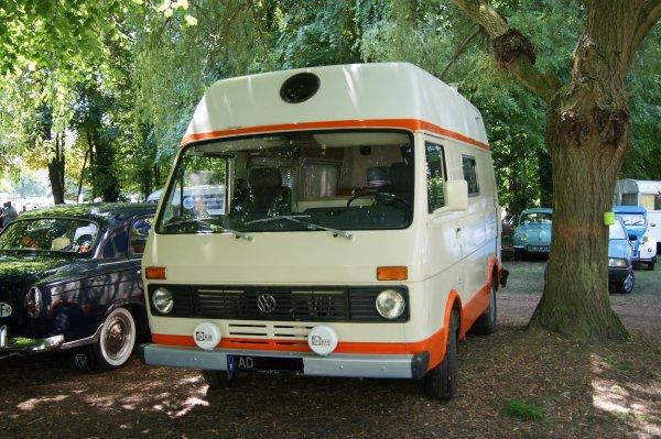 Volkswagen LT 31 1975