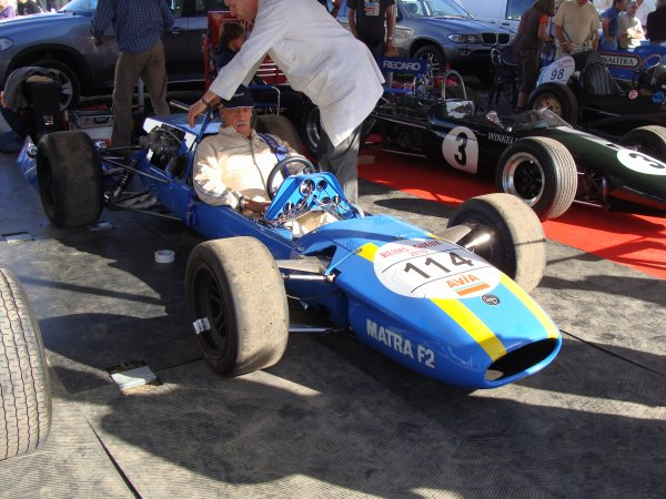 Matra MS5 F2 1966