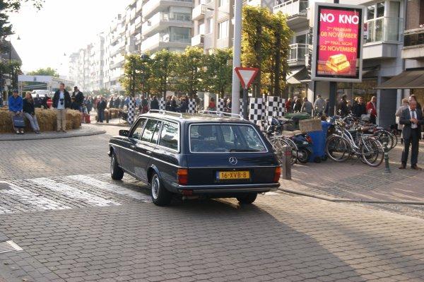 Mercedes 300 TD W123 T 1983