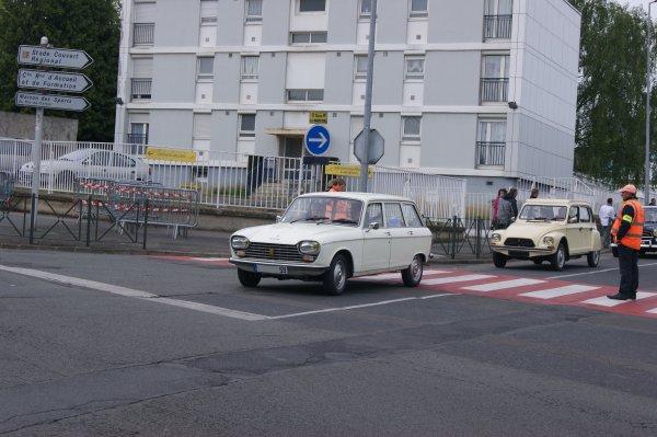 Peugeot 204 break 1972