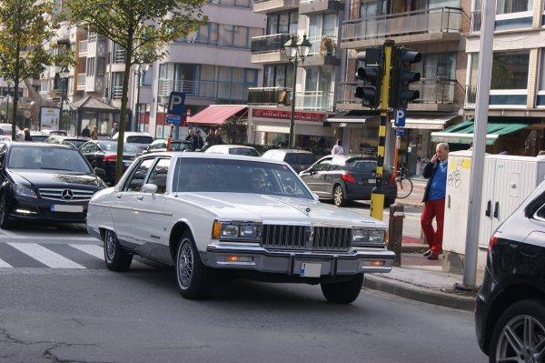 Pontiac Parisienne 1982