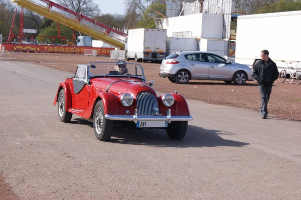 Morgan Plus 4 1955