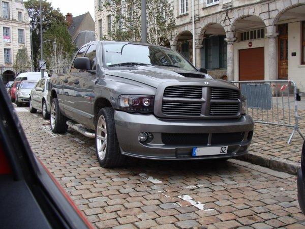 Dodge Ram SRT/10 2004