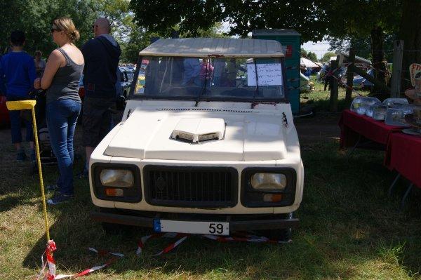 Renault Rodéo 6 1977