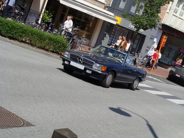 Mercedes 300 SL R107 1988