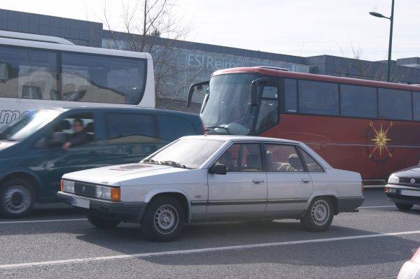Talbot Tagora 1983