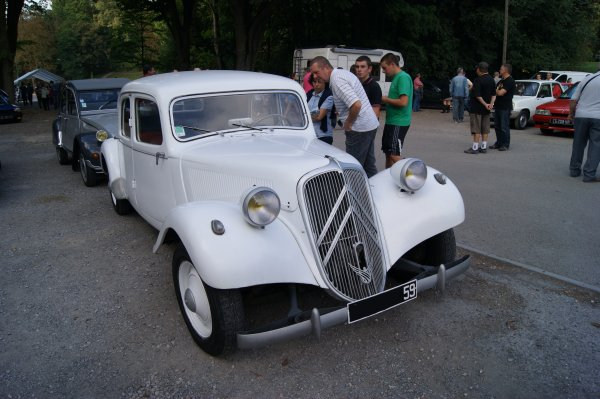 Citroën Traction 11B 1952