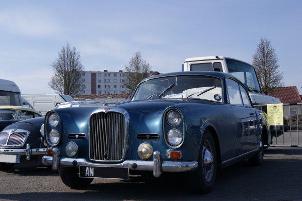 Alvis TE 21 1963