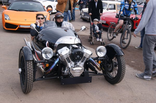 Morgan Three Wheeler 2011