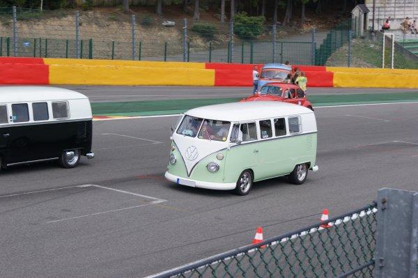 Volkswagen Transporter T1 Combi 1963