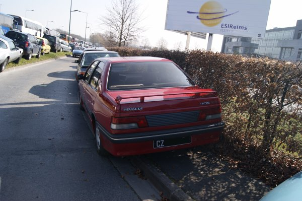 Peugeot 405 MI16 1990