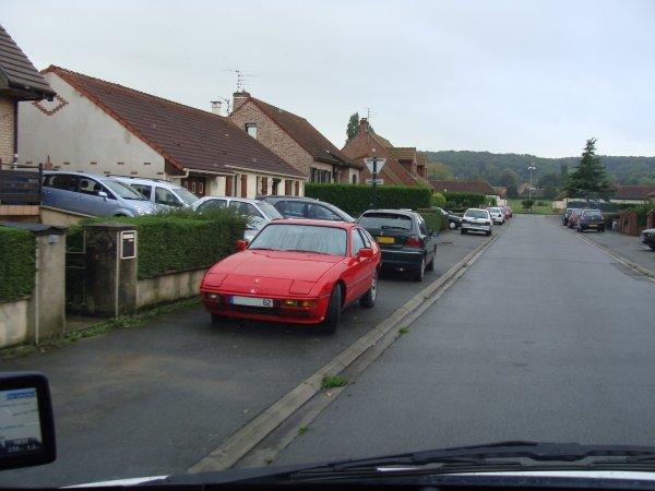 Porsche 924 1976