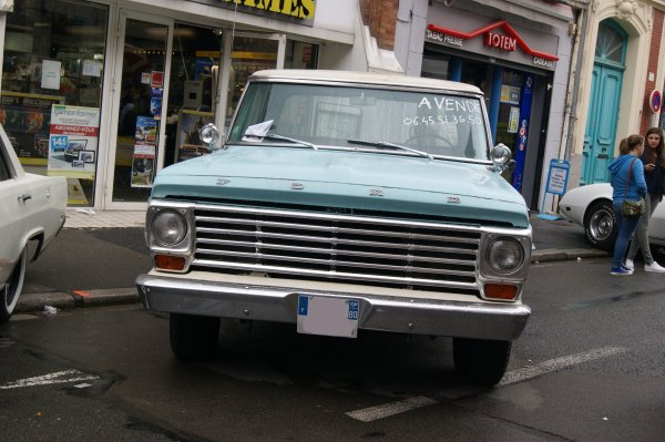 Ford F100 1968