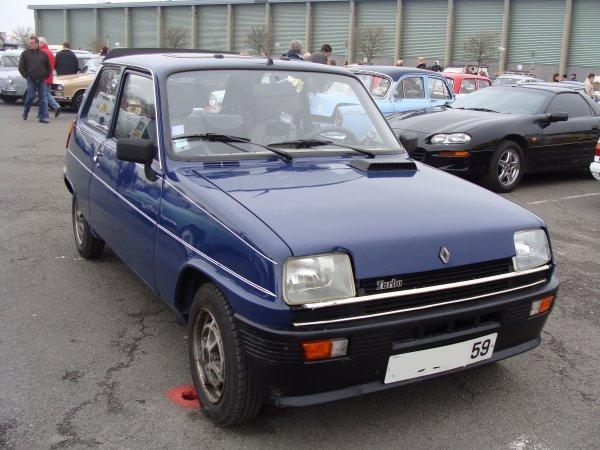 Renault 5 Alpine Turbo 1981
