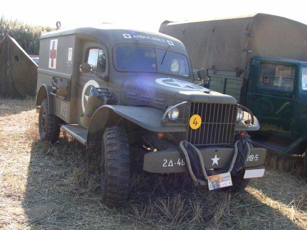 Dodge WC 54 1942