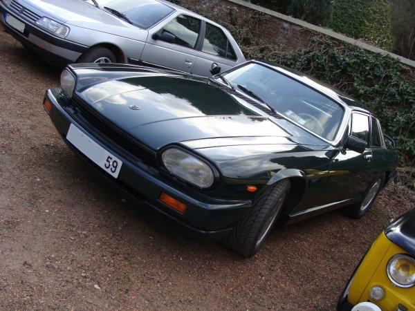 Jaguar XJR-S TWR 1989