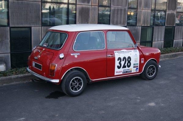 Mini MK III 1970