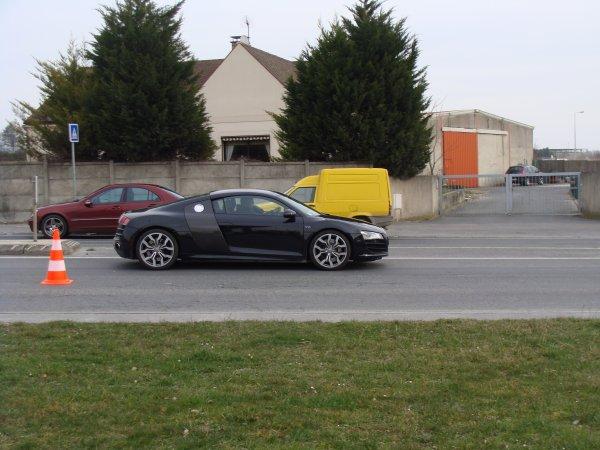 Audi R8 V10 2008