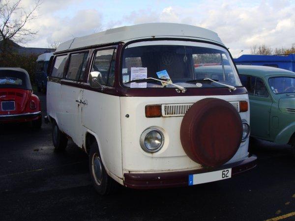 Volkswagen Transporter T2 Combi 1972