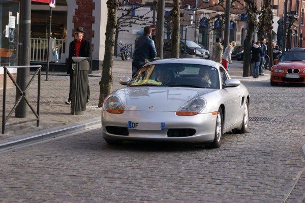 Porsche Boxster 986 1999