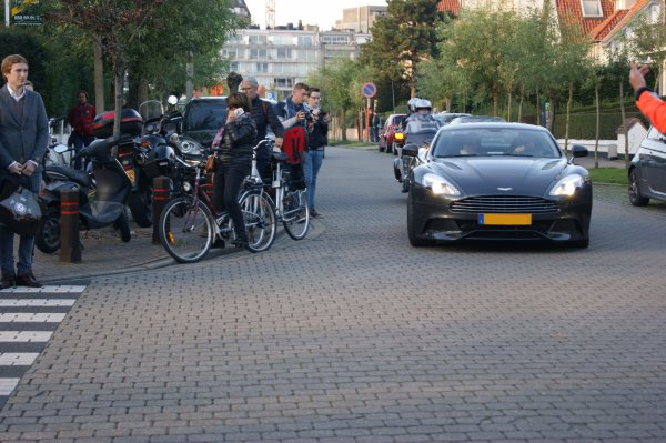 Aston Martin Vanquish 2012