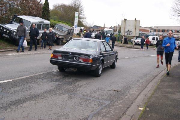 BMW 628 CSi E24 1979