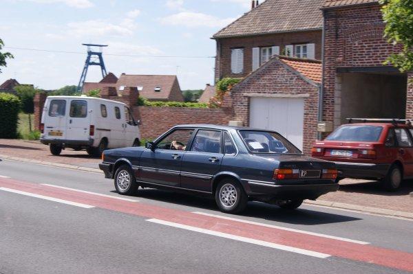 Audi 80 B2 1978