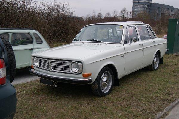 Volvo 144 1966