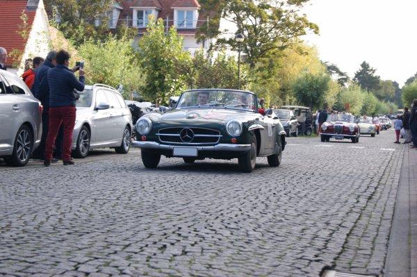 Mercedes 190 SL 1955
