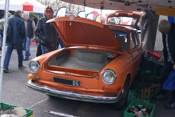 Volkswagen 1600 L Variant 1969