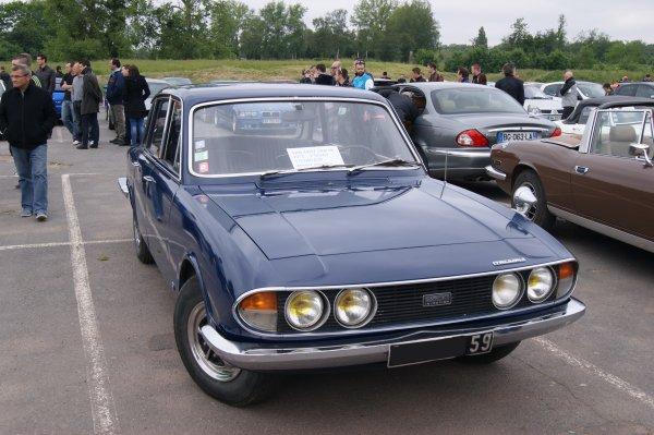 Triumph 2500 PI 1972