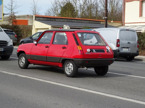 Renault 5 Automatic 1980