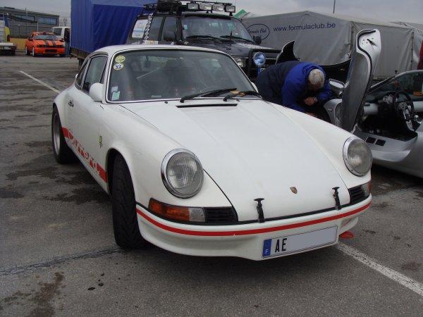 Porsche 911 Carrera RS 1972
