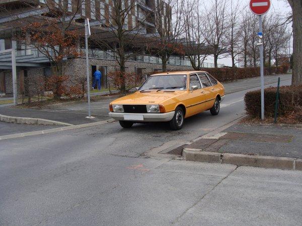 Talbot Alpine 1980