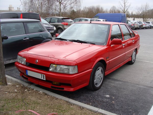 Renault 21 Turbo 1992