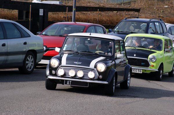 Mini Brooklands 1998