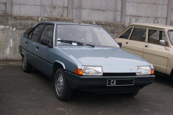 Citroën BX 16 TRS 1982
