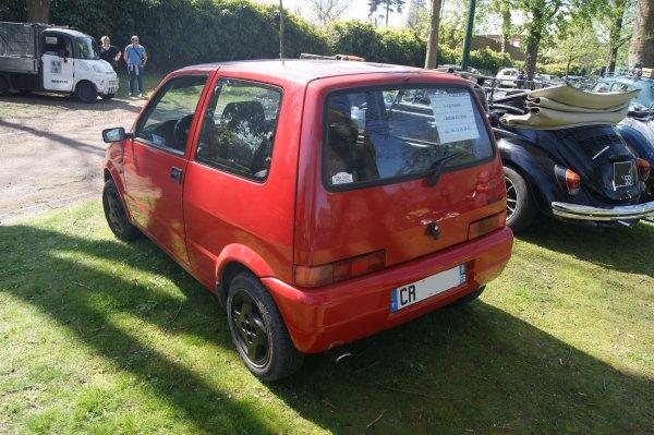 Fiat Cinquecento Sporting 1995